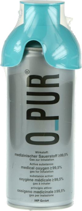 IMP O Pur Sauerstoff Dose 2 L