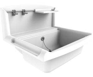 Waschbecken eckig  Waschbecken eckig Preisvergleich | Günstig bei idealo kaufen