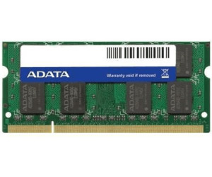 Image of Adata 2GB SO-DIMM DDR2 PC2-6400 CL6 (AD2S800B2G6-S)