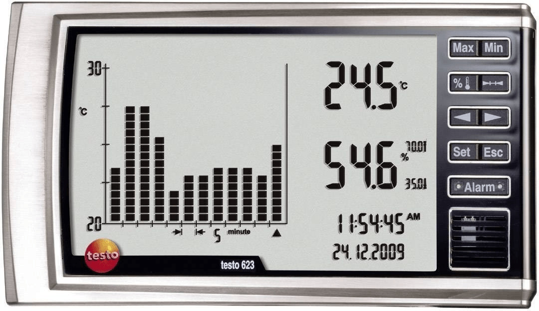 Testo 623 Klima-Messgerät