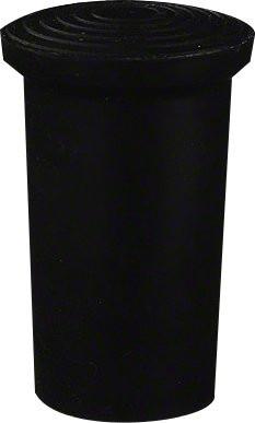 CareLine Krückenkapsel Gr.2 20mm Schwarz