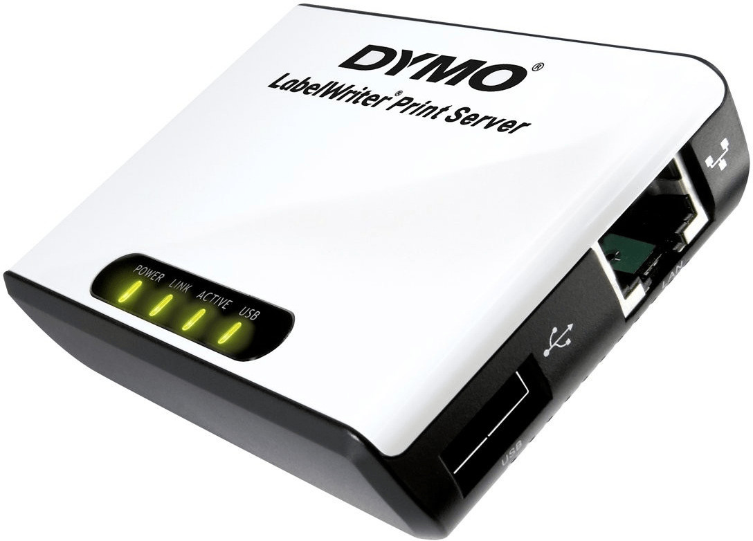 Leitz DYMO Druckserver USB
