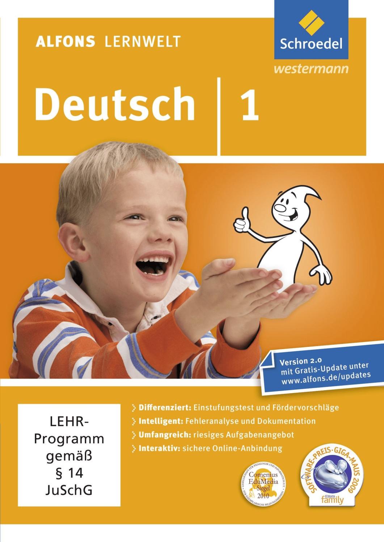 #Schroedel Alfons Lernwelt: Deutsch Ausgabe 1 2009#