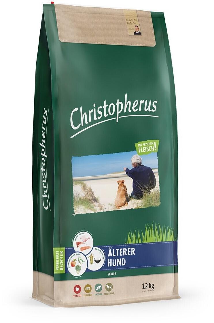 Christopherus Senior Poultry, Lambm Egg & Rice 12kg