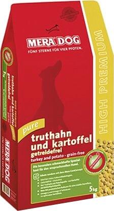 Mera Dog Pure Truthahn & Kartoffeln