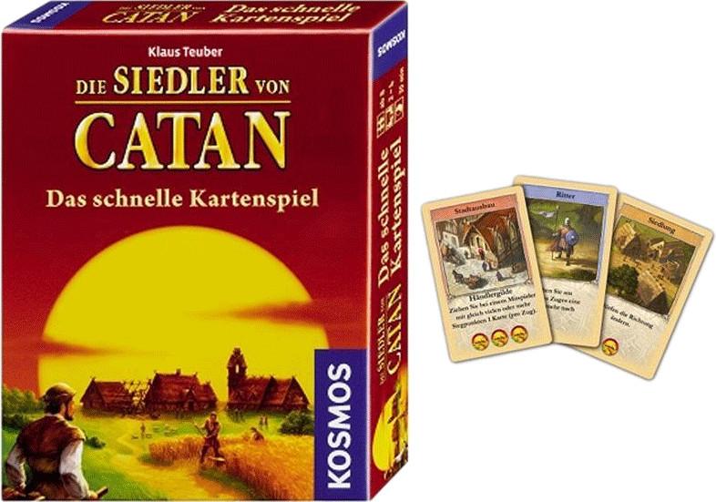 Catan - Das schnelle Kartenspiel (740221)