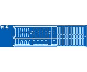 Buderus Heizkörper Kompaktheizkörper C-Profil 600 mm Bauhöhe verschiedene Längen