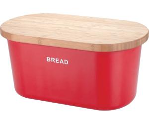 Zeller Brotkasten Melamin Bambus Rot Ab 24 90 Preisvergleich Bei
