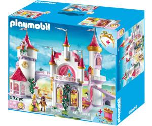 Playmobil palais de princesse 5142 au meilleur prix sur for Chateau playmobil princesse 5142