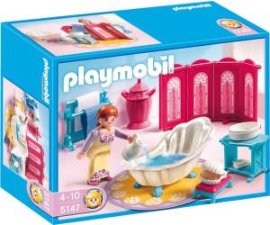 Playmobil Prinzessinenschloss Königliches Bad (5147) ab 15 ...