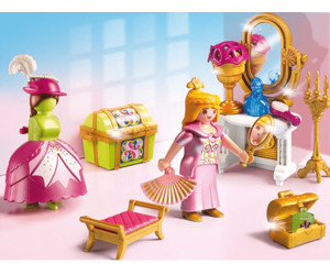 Playmobil prinzessinenschloss ankleidesalon 5148 ab 8 00 for Playmobil chambre princesse