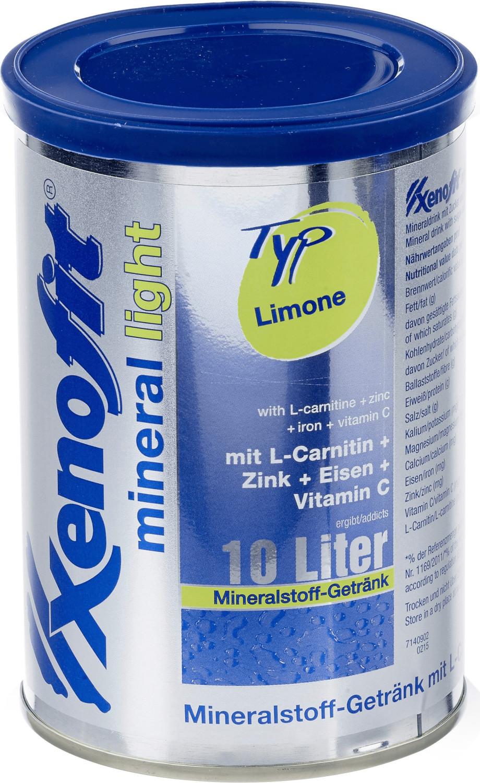 Xenofit Mineral light Pulver (260 g)
