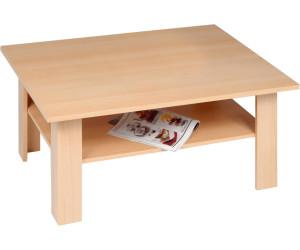 Proline Tische Couchtisch Wohnzimmertisch Buche Nachbildung (M1502)