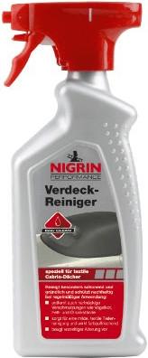 Nigrin Cabrio-Verdeck Reiniger (500 ml)