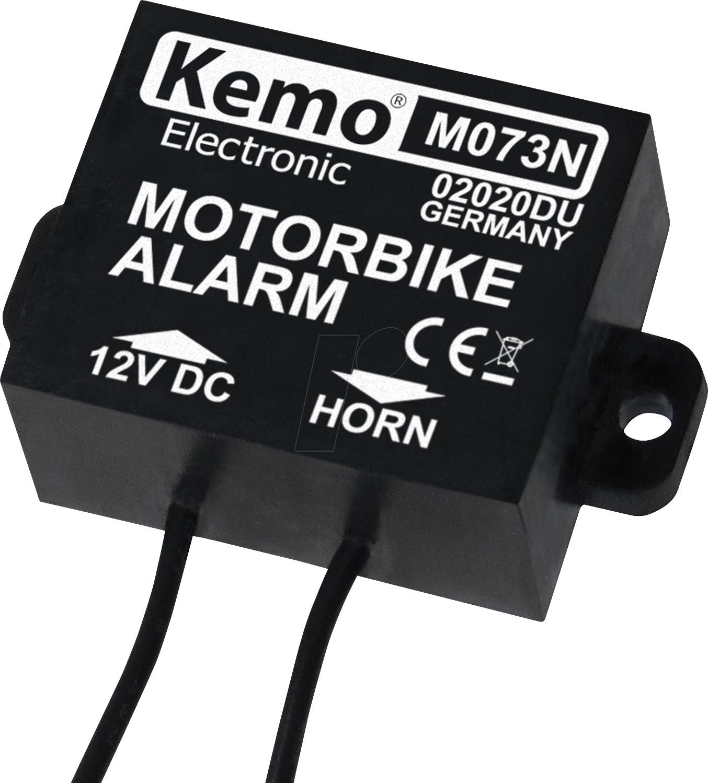 Kemo Motorrad Alarm