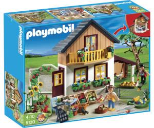 Playmobil Bauernhaus Mit Hofladen 5120 Ab 6450 Preisvergleich