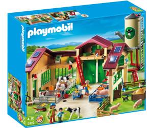 Playmobil Neuer Bauernhof Mit Silo 5119 Ab 27499