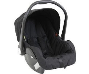BabyStyle Oyster 0+ Smooth Black
