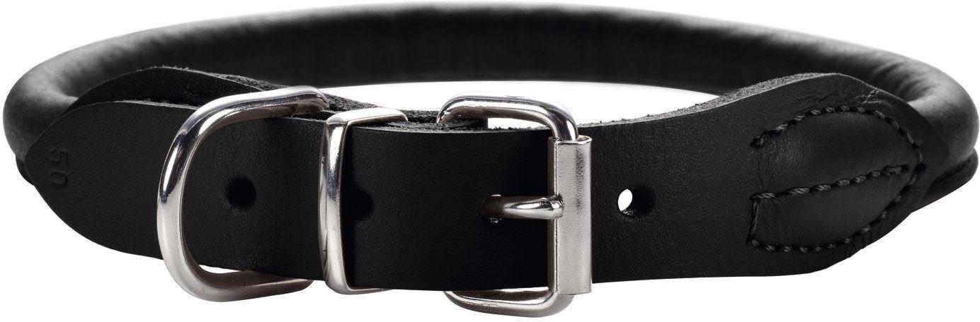 Image of Hunter Round&Soft 40 dog collar (8 mm / 33-37 cm)