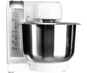 Bosch Mum 4880 Weiss Silber Ab 125 50 Preisvergleich Bei Idealo De
