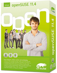 Novell openSUSE 11.4 (EN)
