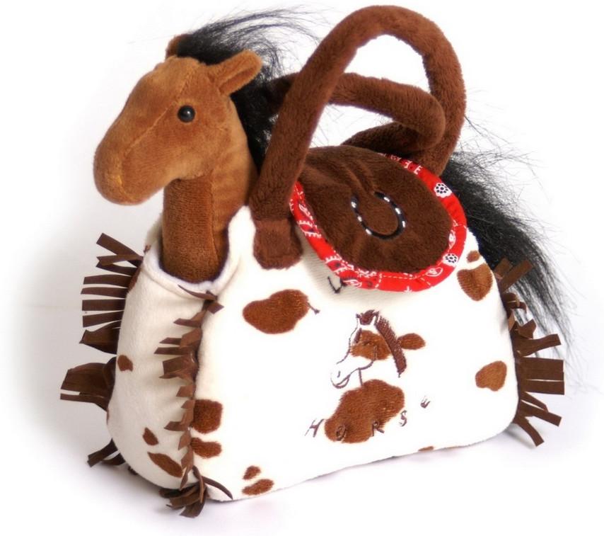 Legler Pony in der Tasche