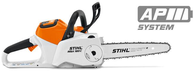 Stihl MSA 160 C BQ ab € 272,62 | Preisvergleich bei idealo.at