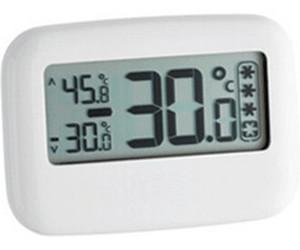 Kühlschrank Thermometer Funk : Tfa dostmann digitales kühl gefrierschrank thermometer