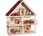 Costruire Una Casa Delle Bambole Di Legno : Casa delle bambole in legno prezzi bassi su idealo