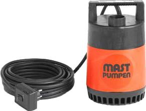 Mast Kellerentwässerungspumpe K 5 SA