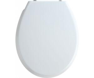 WENKO WC-Sitz Bilbao Klodeckel Toilettenbrille Toilette WC Deckel Klobrille WC