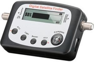 Goobay Digitaler SAT-Finder