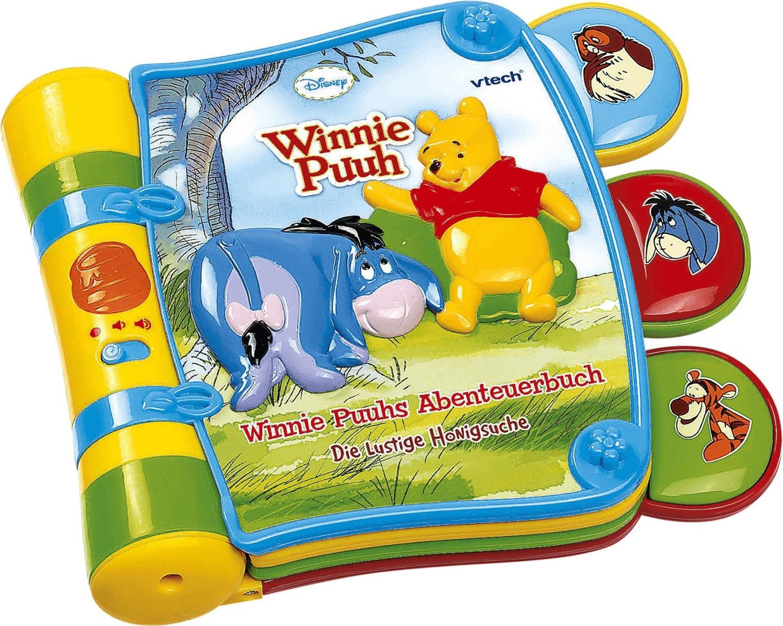 Vtech Winnie Puuh Abenteuerbuch - Die lustige Honigsuche