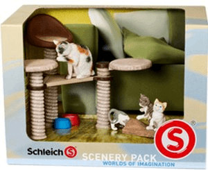 Schleich Scenery Pack Katze
