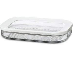 Kühlschrank Aufschnittbox : Rosti mepal kühlschrankdose modula aufschnitt 550 1 weiß ab 4 24