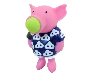 Cheatwell Games Pig Popper Soft Foam Ball Shooter