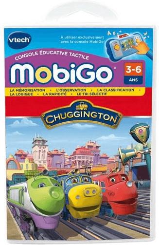 Vtech MobiGo - Chuggington