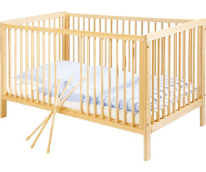 Pinolino 110023 Kinderbett Florentina wei/ß