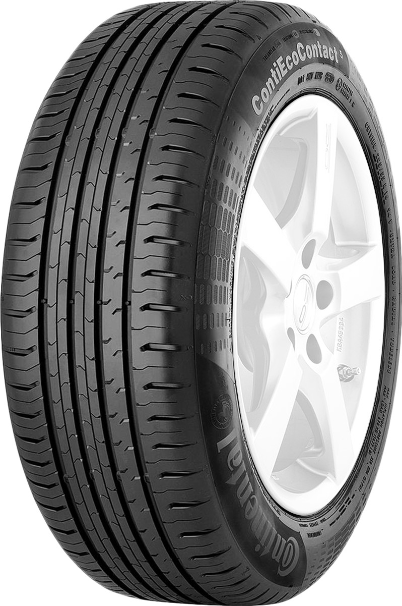 Continental ContiEcoContact 5 185/65 R15 88H B,B,70