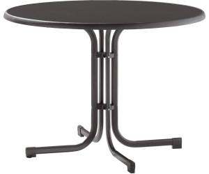 sieger klapptisch 100 cm typ 236 ab 99 00 preisvergleich bei. Black Bedroom Furniture Sets. Home Design Ideas