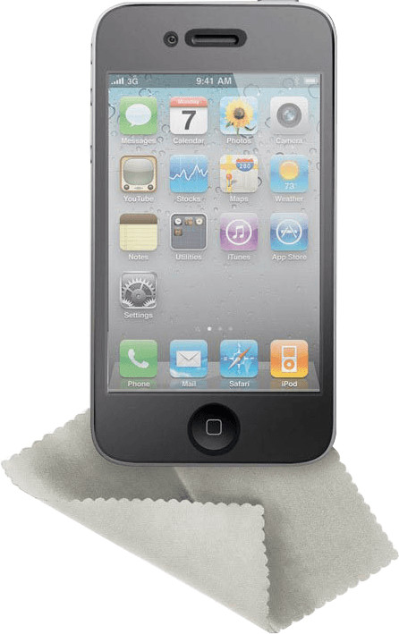 Image of Griffin GB01720 Screen Care Kit (for iPhone 4)