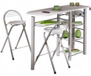 Inter Link Frida Küchenbar inkl. 2 Bar-Stühle ab 83,76 ...