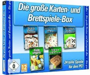 Die große Karten- und Brettspiele-Box (PC)