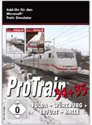 ProTrain 34+35 (Add-On) (PC)