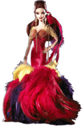Image of Barbie Collector - Gold Label - The Scarlet Macaw Barbie (L9659)