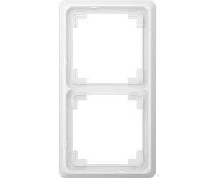 Stück JUNG Rahmen CD582WW  2-fach  alpinweiß