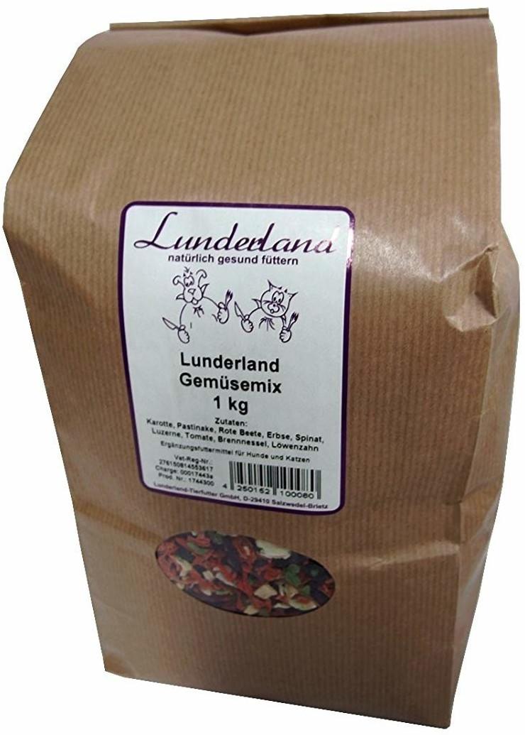 Lunderland Gemüsemix (1 kg)