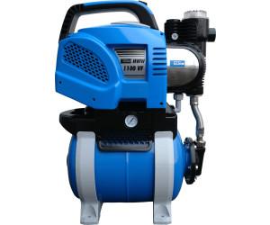 Güde Hauswasserwerk Pumpe Gartenpumpe mit Wasserfilter HWW 1400 VF 1400 Watt
