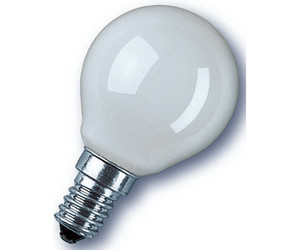 RADIUM Lampenwerk TROPFENLAMPE D 40W//240//300C//F//E14