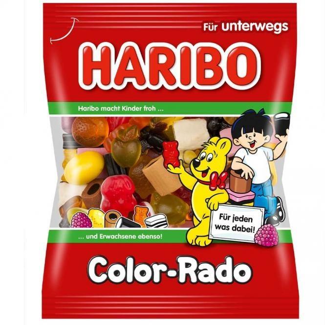 Haribo Color-Rado (100 g)